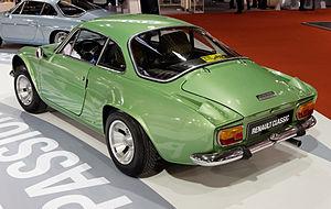 Alpine A110 - Alpine A110 1600SX
