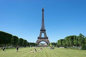 2024 Summer Olympics - Champs de Mars