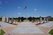 Paris July 2015 51 (Red River Valley Veterans Memorial).jpg