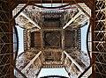 Paris Tour Eiffel Blick nach oben 2.jpg