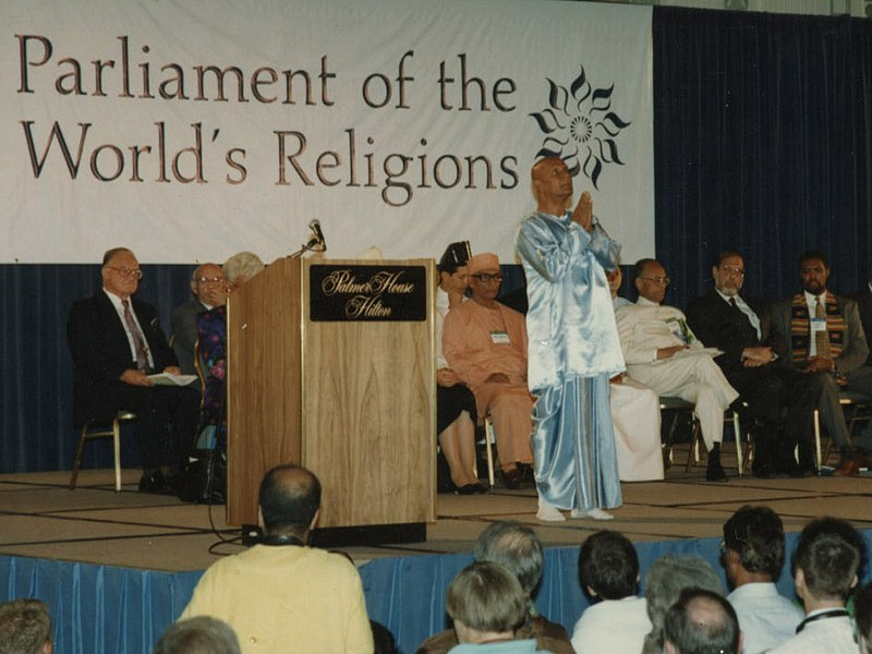 Datei:Parliament of Religions 1993.jpg
