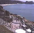 Partial dress rehersal at the Minack Theatre - geograph.org.uk - 711947.jpg