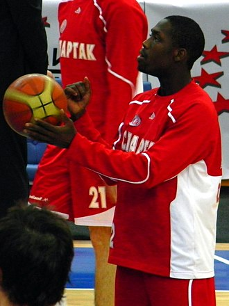 EuroCup Basketball MVP - Patrick Beverley was the EuroCup MVP in 2012.