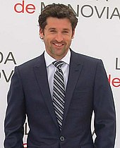 A photo of Patrick Dempsey