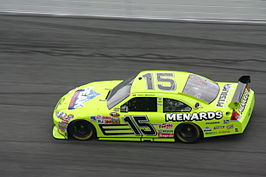 Paul Menard 2008 Menards Peak Chevy Impala.jpg