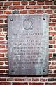 Paul Revere church marker, Boston, Mass.jpg