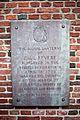 Paul Revere church marker, Boston, Mass.jpg