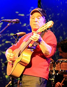 Paul Simon 2007.