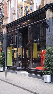 T Shirt Shop >> Paul Smith (fashion designer) - Wikipedia