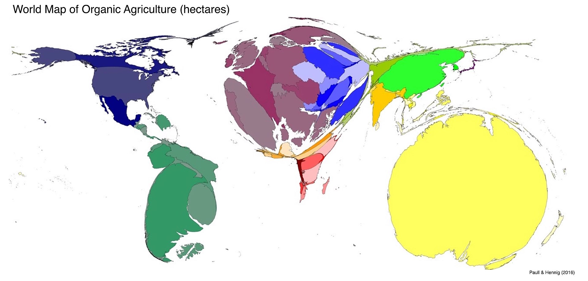 Organic Farming By Country Wikipedia