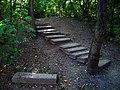 Paví vrch, schodiště z ulice Na pláni.jpg