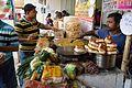 Pav Bhaji Stall - Food Court - 39th International Kolkata Book Fair - Milan Mela Complex - Kolkata 2015-02-06 5768.JPG