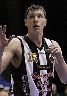 Pavel Ermolinskij Icelandic basketball player