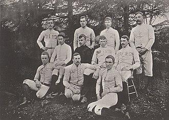 1888 Penn State Nittany Lions football team - Image: Penn State Football 1888