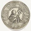 Penning met het portret van de Heilige Willibrord en de namen van de bisschoppen van Utrecht, RP-P-OB-7259-50.jpg