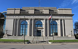 Pennington County Courthouse.