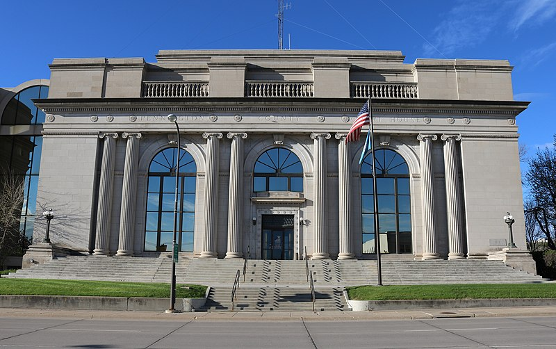 File:Pennington County Courthouse 2017.JPG