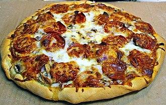 Culture of Vatican City - Pizza