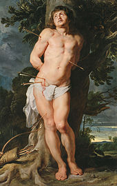 Peter Paul Rubens - Der heilige Sebastian - Google Art Project.jpg