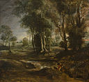 Peter Paul Rubens - Evening Landscape with Timber Wagon - Google Art Project.jpg