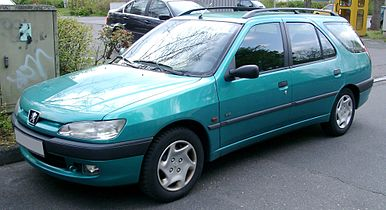 Peugeot 306 wikip dia for Interieur 306 annee 2000