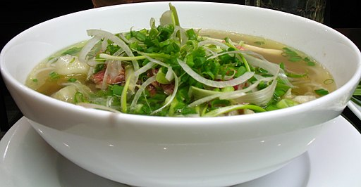 Pho in Ho Chi Minh City by joshua