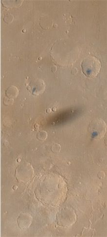 transit of phobos from mars - photo #20