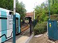 Phoenix Park tram at Cinderhill (geograph 3096611).jpg