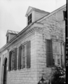 Photograph of Window and Cornice of the Felix Vallee House in Ste Genevieve MO.png