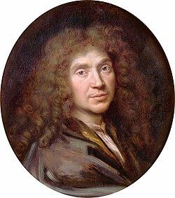 Pierre mignard   portrait de jean baptiste poquelin dit molière (1622 1673)   google art project (cropped)