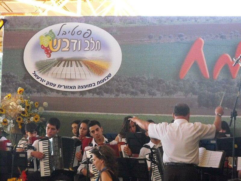 תזמורת האקורדיונים של באר-שבע