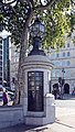 Pill box, Trafalgar Square - geograph.org.uk - 1000174.jpg
