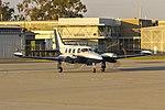 Piper PA-31T Cheyenne II (VH-PKJ) at Wagga Wagga Airport.jpg