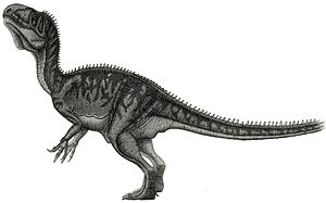 1977 in paleontology - Piveteausaurus