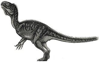 1977 in paleontology - Piveteausaurus
