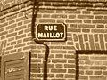 Plaque de rue Maillot à Evreux.jpg
