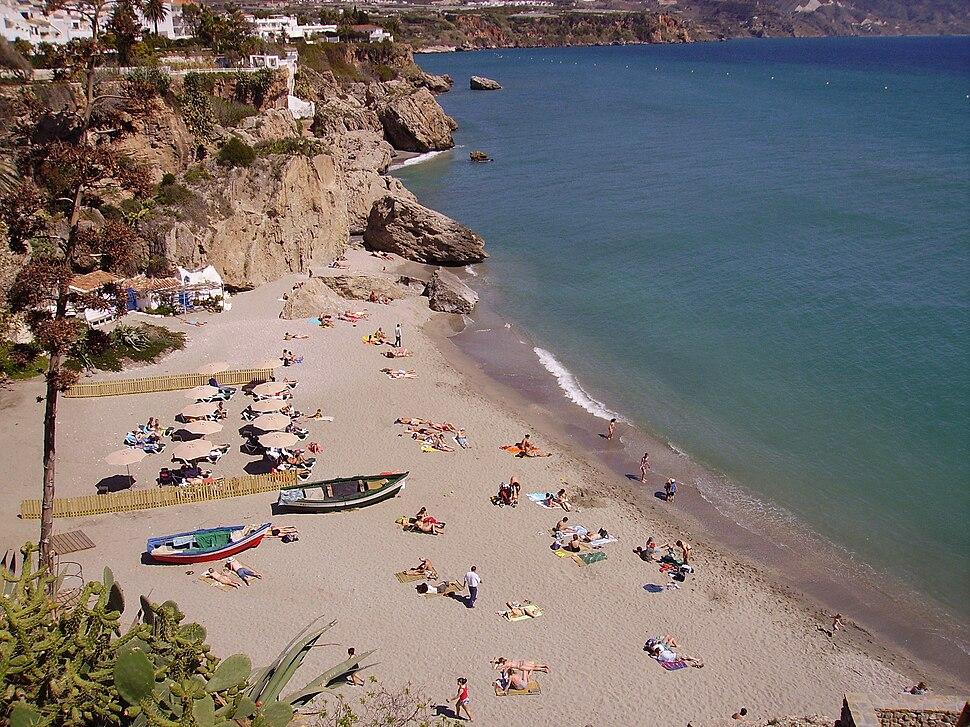Playas de Nerja 2