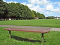 Playing fields, Hamilton Road, Taunton - geograph.org.uk - 1421033.jpg