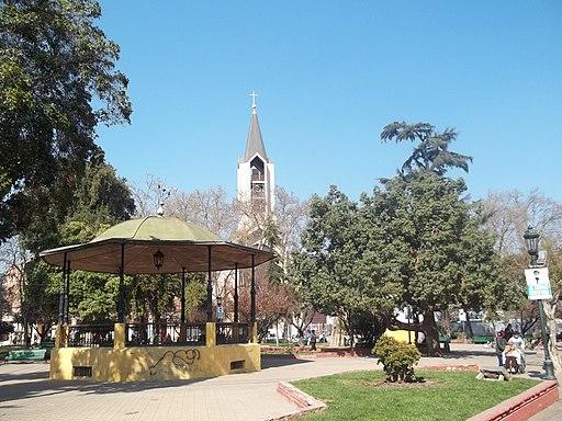 Plaza de san bernardo