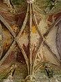 Plouha (22) Chapelle de Kermaria-an-Isquit Porche sud Fresques 07.JPG