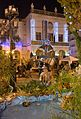 Poble de Nadal a la plaça Major de Gandia.JPG