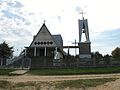 Podlaskie - Sokółka - Lipina 89 - Kościół MB i św. Rocha 20110918 01.JPG