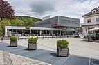 Poertschach Hauptstrasse 206 BKS Bank und Mec´s Café 03052015 3137.jpg