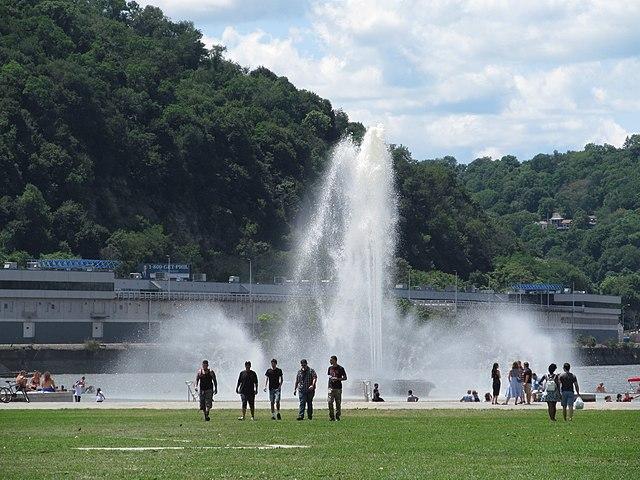 Point Fountain