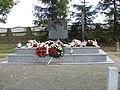 Pomnik Poległych Żołnierzy z 6 Dywizji Armii Kraków pod Narolem i Lipskiem w bitwach pod Tomaszowem Lubelskim 1939 (6).jpg