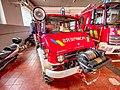 Pompiers zone de secours 5 W.A.L. CF3, Mercedes Unimog foto 2.jpg