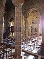 Pont-Croix (29) Collégiale N.D. de Roscudon Intérieur 09.JPG