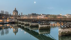 Pont des Arts, 6e Arrondissement, Paris (HDR) 20140320 1.jpg