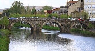 Rivers of Galicia - The Cabe at Monforte de Lemos