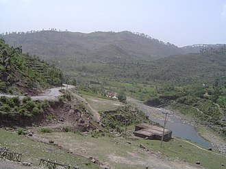 Poonch district, India - Image: Poonch 1